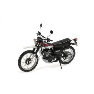 1:12 YAMAHA XT500 diecast model motor bike blue/white 1986 MINICHAMPS 122 163304