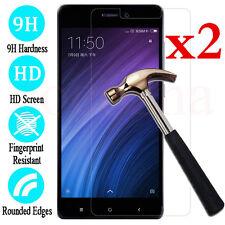 2Pcs 9H Premium Tempered Glass Screen Protector For XiaoMi Redmi 4 / 4 Pro Prime