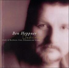Ben Heppner - Dedication  Lieder of Beethoven, Liszt, Schumann and Strauss  1998