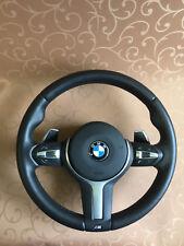 BMW M-Tech Sport F10 F11 F12 Multifunction Steering wheel paddles
