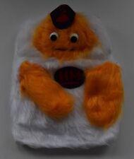 Honey Monster marioneta de mano por Burbank Juguetes Inglaterra Quaker Oats 1978 azúcar soplos