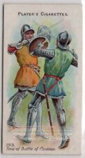 1513 A.D. Soldiers Sword and Buckler Combat Armor Weapons 100+ Y/O Trade Ad Card