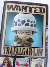 Banpresto One Piece World Collection Figure History of Law Kid Law HL 02