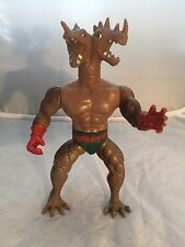 The Warrior Beasts 1982 HYDRAZ  Remco 2 headed dragon monster