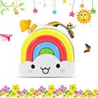OxyLED Mini Baby Night Light Rainbow Toddler Nightlight for Kids Bedroom &Sensor