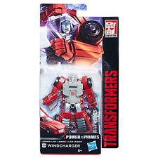 Transformers: Generations POWER OF THE números primos Leyendas CLASE Windcharger