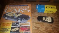 Corgi - Century Of Cars Issue 40 - 1:43 Diecast - Mercedes 300 SL Roadster