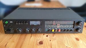 Braun Regie 520 CEV 520 – HiFi Stereo Tuner-Verstärker