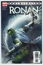 Annihilation Ronan # 1- 4 (2006) COMPLETE RUN Lot of 4 Issues Marvel NM