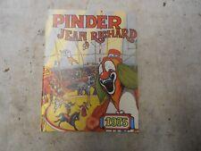 PROGRAMME CIRQUE PINDER JEAN RICHARD 1975