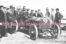SX 260 - Mr Hutton In Mercedes, Brighton Motor Trials, Sussex 1905 - 6x4 Photo