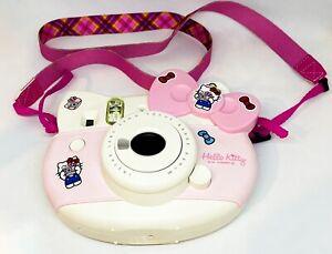 Fujifilm Instax Mini Hello Kitty Instant Photo Film Camera Pink No Film