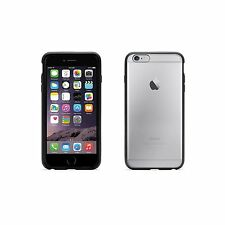 GRIFFIN CASE FOR IPHONE 6S PLUS 6 PLUS REVEAL CLEAR BACK BLACK FRAME NEW GB40671