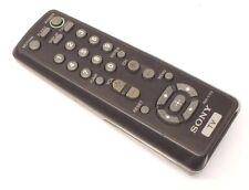 Sony RM-Y172 WEGA TV Remote Control 141885322 RMY172 KV13FM12 KV21FM13 KV21FM12