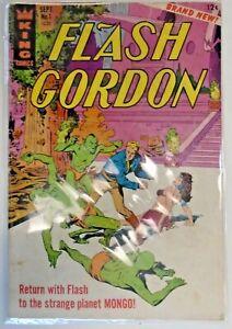 *Flash Gordon ('66; King) 1-3, 5-11; Art Williamson, Raymond, Crandall