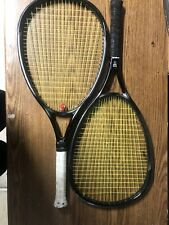 (2) Wilson Sledge Hammer 3.4 Stretch Outer Limits 135 4-1/4 OS Tennis Racket