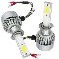 2x 36W LED HAUPTSCHEINWERFER LAMPEN H1 HEADLIGHT BIRNE BMW E30 E34 E24 E36 E38