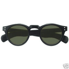 Round Sunglasses Epos Argos N black 45 26 140 g15 lens  new
