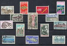 Francia Valores del año 1972-74 (CP-964)
