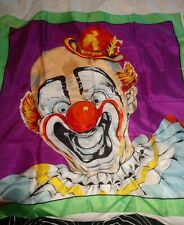 "Art Picture Silks - Circus Clown 27"" Production Silk"