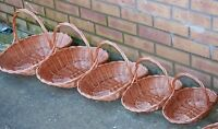 Wicker Display ,Wedding, Flower, present, Easter Basket,Gift ,Fruits