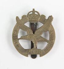 Cap badge airborne Glider anglais WW2 (matériel original)