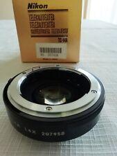 [UNUSED] Nikon TC-14A Teleconverter 1.4X Ai-S for Manual Focus Lenses japan #142