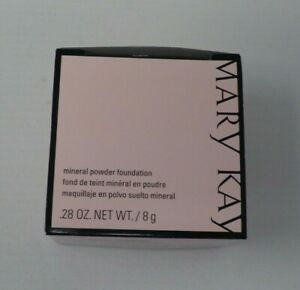 Mary Kay Mineral Powder Foundation Beige 2 NEW Free Shipping