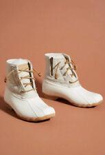 Anthropologie Sperry Saltwater Rain Boots NWT/NIB 9-9.5