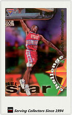 1995 Futera NBL Trading Cards Star Challenge #9: Leon Trimmingham