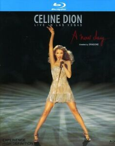 Celine Dion: Live in Las Vegas - A New Day [Blu-ray]