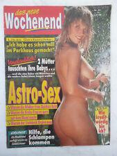 Wochenend Heft Nr. 23, vom 03.06.1993 Madonna, Conny Malchow