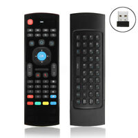 2.4G Remote Control Air Mouse Wireless Keyboard for XBMC Android PC TV Box Voice
