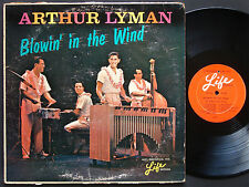 ARTHUR LYMAN Blowin' In The Wind LP HIFI RECORDS L-1014 US 1964 DG MONO