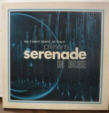 US Airforce Senenade in Blue 6 record box set 71257   031118LLE