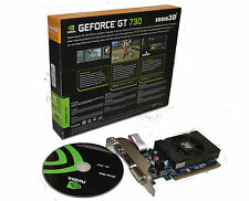 NVIDIA Geforce GT 730 2GB DDR5 PCI Express 2.1  Video Graphics Card HMDI DVI VGA