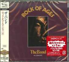 THE BAND-ROCK OF AGES-JAPAN  SHM-CD F00