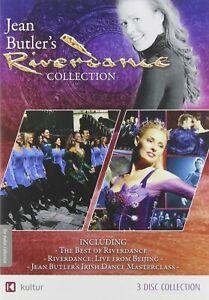 Riverdance Collection 3xDiscs Jean Butler Michael Flatley Region 4 DVD