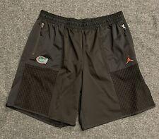 Jordan Nike Florida Gator Shorts Football Basketball Dri-Fit AQ8893 010 Size 3XL