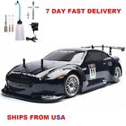 HSP RC Nitro Gas Car 4wd 1:10 On Road Racing Two Speed Drift Vehicle Toys 4x4