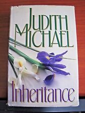 Inheritance by Judith Michael - 1988 Hardcover - BCE