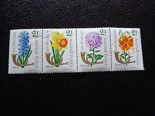 HONGRIE - timbre yvert et tellier n° 1595 a 1598 n** (C5) stamp hungary