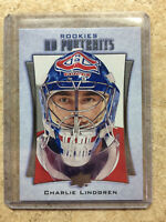 16-17 UD Upper Deck Series 2 Portraits #P-84 CHARLIE LINDGREN RC Rookie