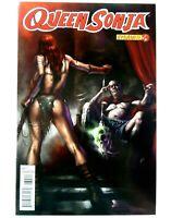 Dynamite QUEEN SONJA RED SONJA (2009) #34 HTF PARRILLO Cover VF Ships FREE!