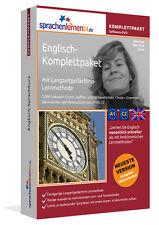 ENGLISCH lernen von A bis Z - Sprachkurs-Komplett-DVD plus Smartphone-Version