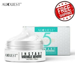 New AuQuest 5 Second Wrinkle Remover Instant Firmly Anti-aging Moisturizing