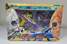 Transformers Galaxy Force Buzz Saw Blurr Takara Japan GS-01