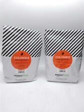 AmazonFresh Colombia Ground Coffee, Medium Roast, 32 Ounce (2pk)