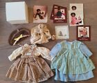 American Girl Addy Retired Lot Outfits Booklets Gourd Water Carrier