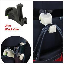2X Car Headrest Backseat Phone/Bag Hook Mount Holder for Passeger